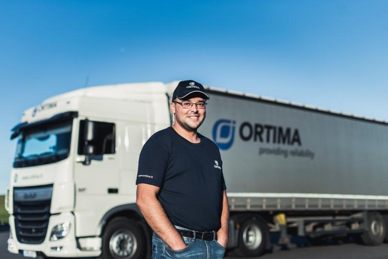 Ortima sunkvežimis