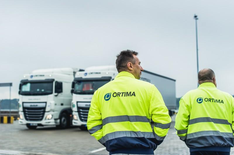 Ortima sunkvežimisžai